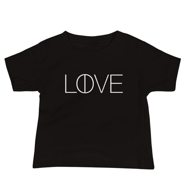 The Live and Love Tee for Babies