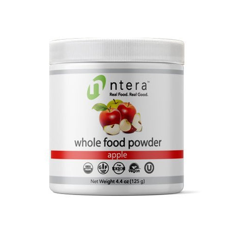 NTERA Apple Whole Food Powder