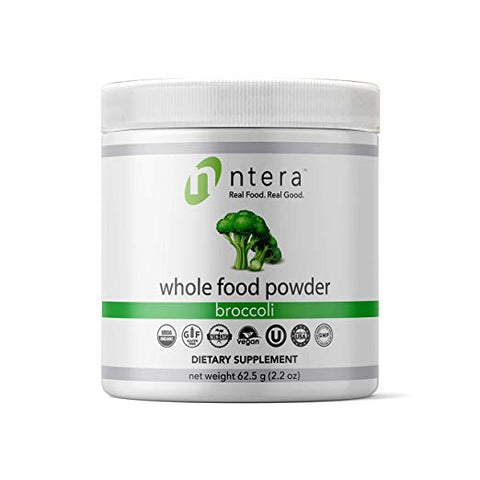 NTERA Broccoli Whole Food Powder