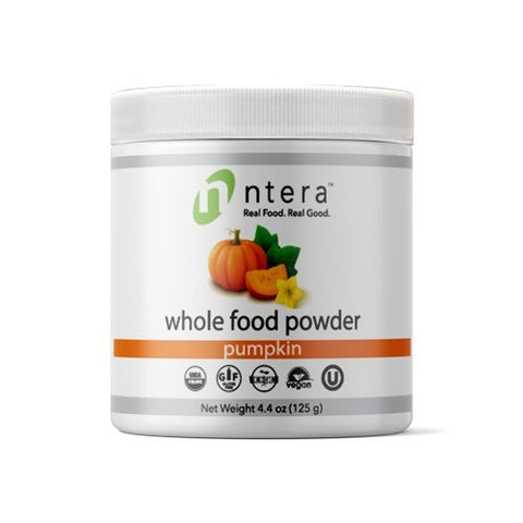 NTERA Pumpkin Whole Food Powder