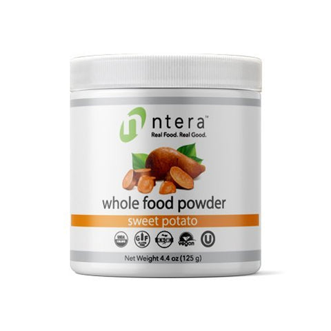 NTERA Sweet Potato Whole Food Powder