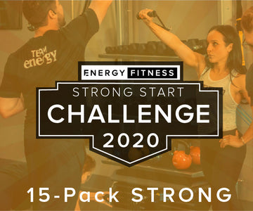 15-pack STRONG Team Training