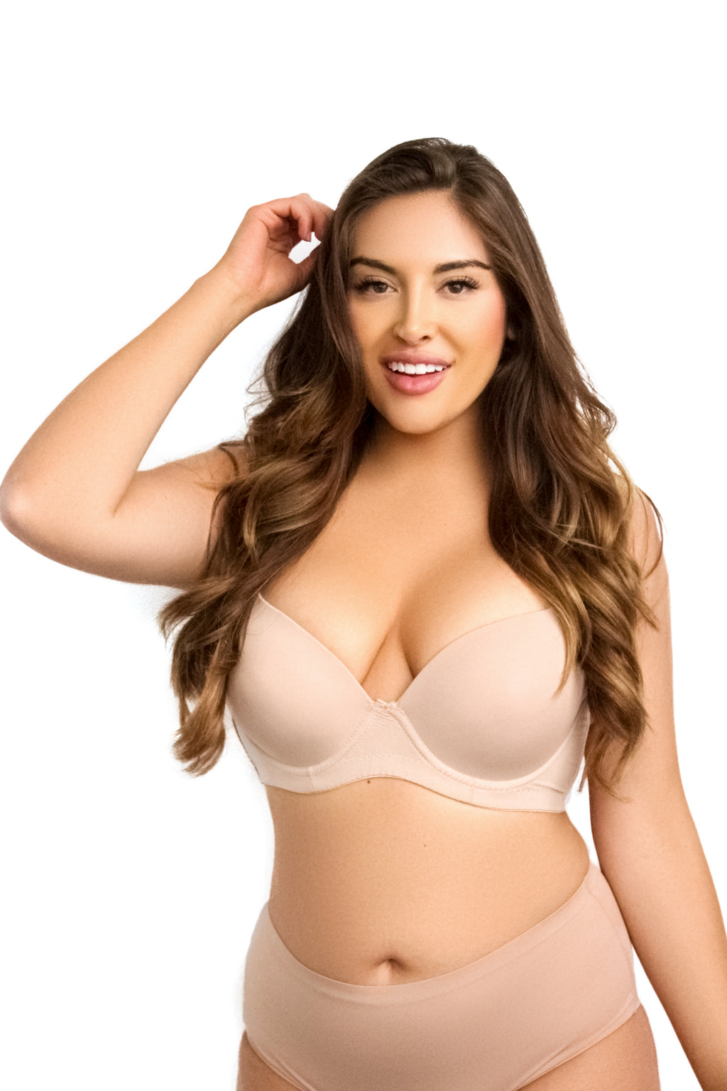 THE TAN MONICA BRA