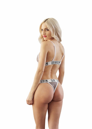 THE LACE SULTRY THONG