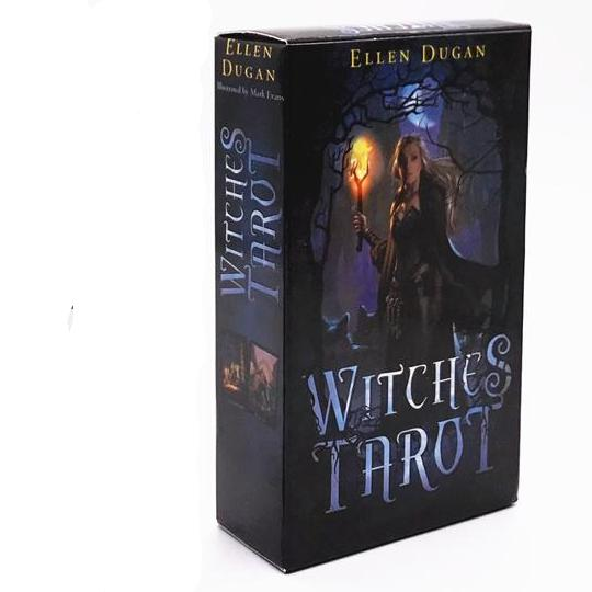 The Witches Tarot Deck