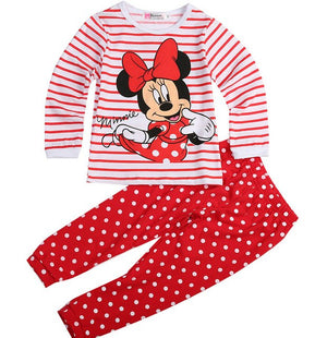 Minnie Mouse Pajama Sets