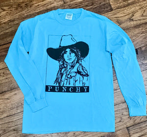 Punchy Girl (Long Sleeve)