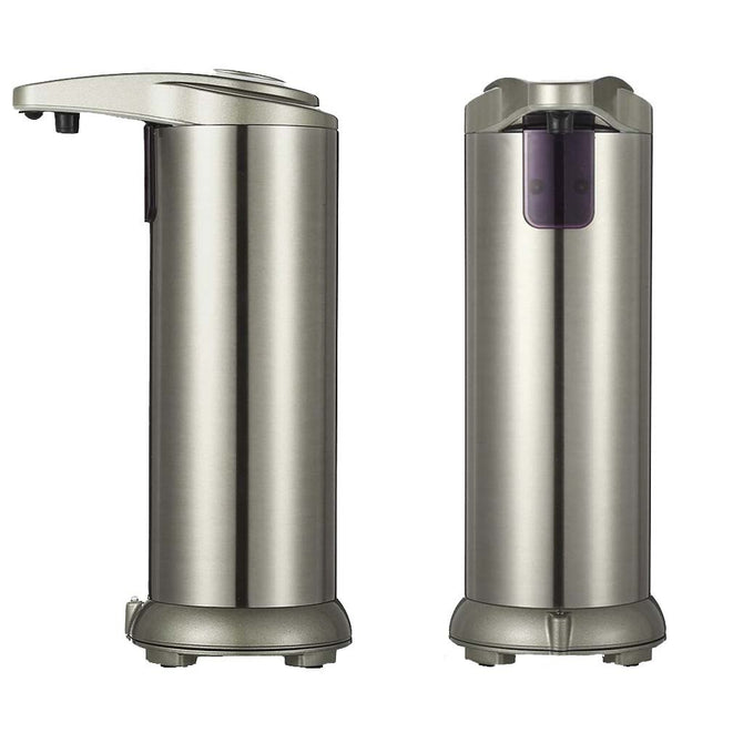 250ML Household Touchless Automatic Soap Dispenser Liquid Hands-free Auto Hand Soap Dispenser