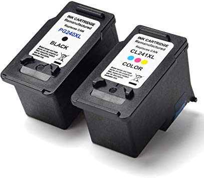 How to Reset Canon PG-240XL CL-241XL Compatible Ink Cartridges for Canon Pixma Printers without Display Panel