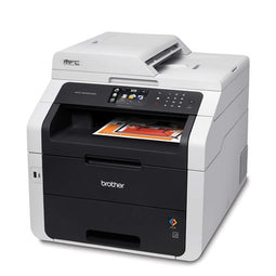 Brother > MFC Series > MFC-9340CDW