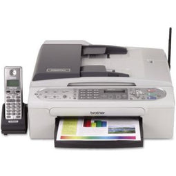 Brother > IntelliFax Series > IntelliFax 2580C