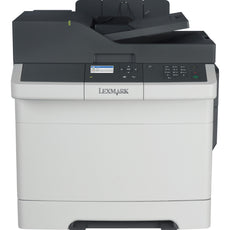 Lexmark CX317dn Multifunction Printer - Color - Copier/Printer and Scanner - 250 Sheets