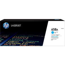 OEM HP 658A, W2001A Toner Cartridge - Cyan - 6,000 Pages
