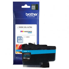 OEM Brother LC3035C Ultra Ink Cartridge - High Yield - Cyan - 6K