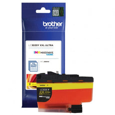 OEM Brother LC3035Y Ultra Ink Cartridge - High Yield - Yellow - 6K