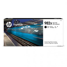 Original HP 982X, T0B30A Ink Cartridge - Black - Page Wide - High Yield - 20K
