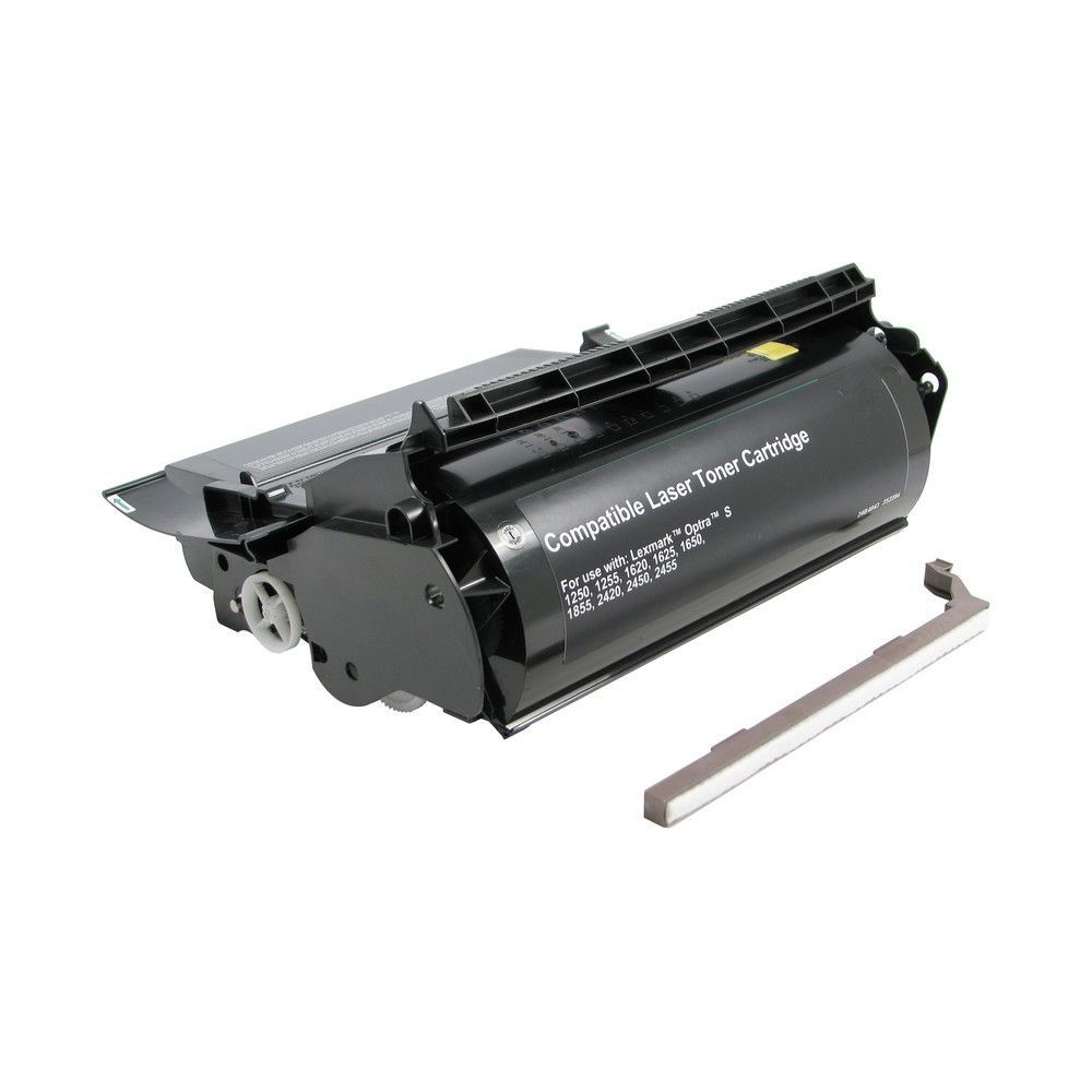 Compatible Lexmark 1382625, 1382925 Toner Cartridge For OPTRA S1250 Black - 17.6K