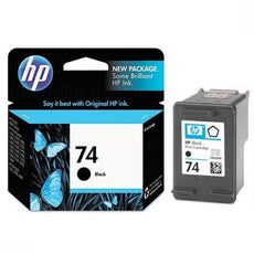Original HP 74, CB335WN Ink Cartridge - Black - 200 Pages