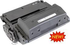 Compatible HP Q1339A, 39A MICR Toner Cartridge For LaserJet 4300 Black - 18K