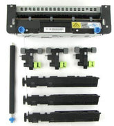Lexmark 40X8420 OEM Fuser Maintenance Kit(Includes 110-120V Letter Fuser Kit, 3 Media Pick Rollers, Transfer Roller, 3 Separation Rollers) - Black - 200K - Type 00