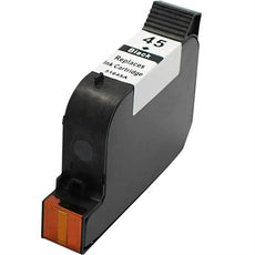 Compatible HP 45, 51645A Ink Cartridge For PhotoSmart 1115 Black - 600