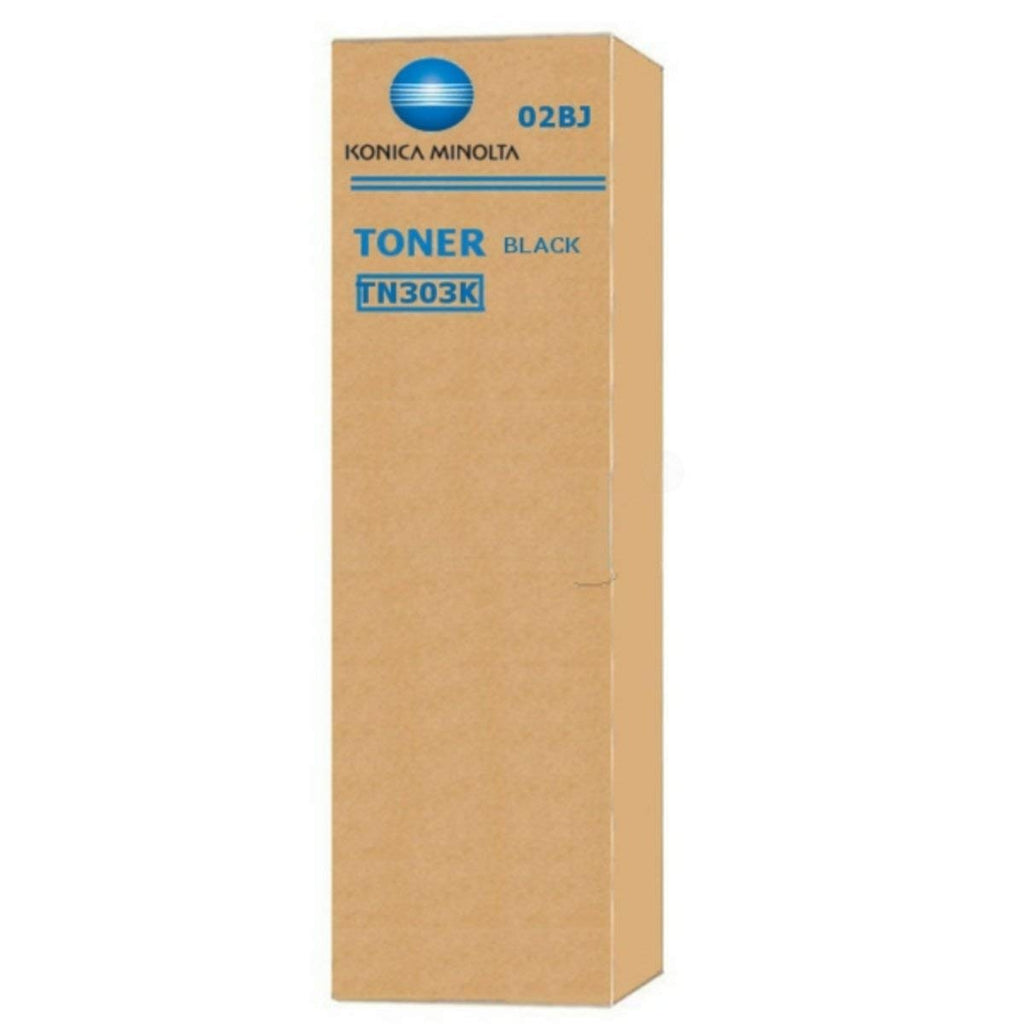 Konica Minolta 950-367 OEM Toner Cartridge For 7135, 7235 Black - 30K