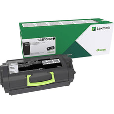 Lexmark 53B1000 OEM Toner Cartridge For MS817, MS818 Black - 11K