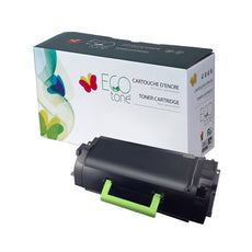 Compatible Lexmark 53B1H00 Toner Cartridge High Yield - Black - 25K