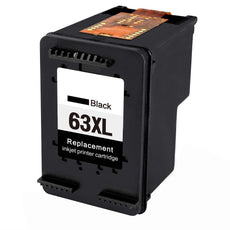 Compatible HP 63XL, F6U64AN Ink Cartridge Black - 480 Pages