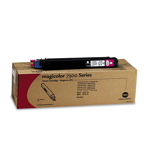 Konica Minolta 1710530-003 OEM Toner Cartridge For MagiColor 7300 Magenta - 7.5K