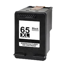 Compatible HP 65XL, N9K04AN Ink Cartridge - Black - 300 Pages