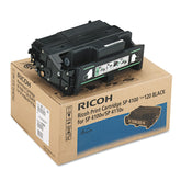 Ricoh 402809, 406997 OEM Toner Cartridge For SP4100, SP4110 Black - 15K