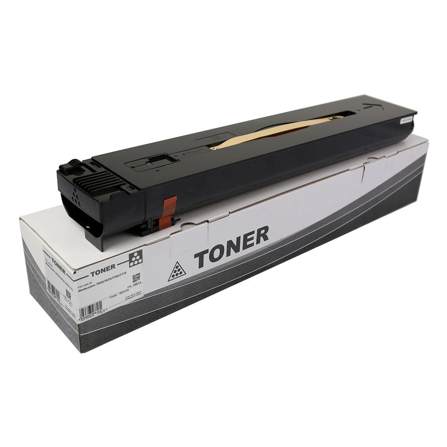 Compatible Xerox 006R01219, 6R1219 Toner Cartridge for WorkCentre 7755 Black - 30K