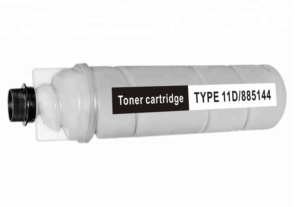 Compatible Ricoh 885144, TYPE 11D Toner Cartridge For Aficio 400, 500 Black - 20K