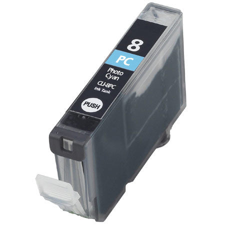 Compatible Canon CLI-8PC, 0624B002 Ink Cartridge For PIXMA MP950 Photo Cyan - 280