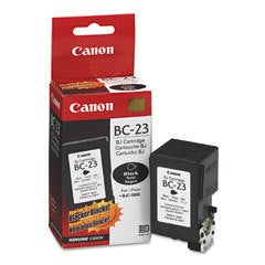 OEM Canon BC-23 Ink Cartridge Black