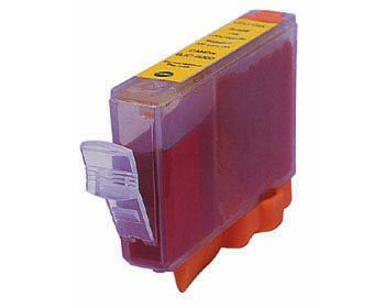 Compatible Canon BCI-3eY, 4482A003 Ink Cartridge - Yellow - 420 Pages