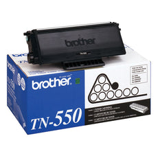 OEM Brother TN-550, TN550 Toner Cartridge For MFC-8460N Black- 3.5K