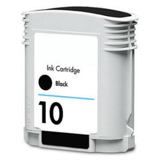 Compatible HP 10, C4844A Ink Cartridge - Black - 3,700 Pages