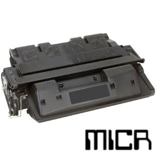Compatible HP C8061X, 61X MICR Toner Cartridge For LaserJet 4100 Black - 10K