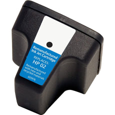 Compatible HP 02, C8721WN Ink Cartridge Black - 660