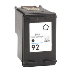 Compatible HP 92, C9362WN Ink Cartridge For OfficeJet 6310 Black - 410