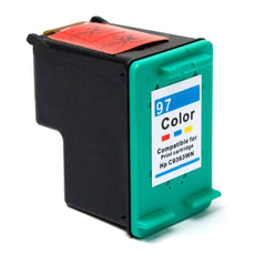 Compatible HP 97, C9363WN Ink Cartridge - Tri-Color - 450 Pages
