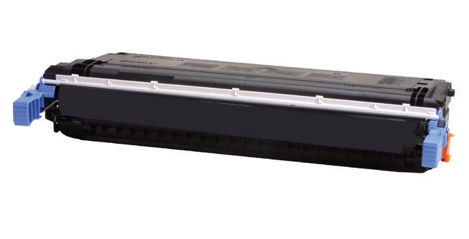 Compatible HP C9730A, 645A Toner Cartridge For Color Laserjet 5500, 5550 Black - 13K