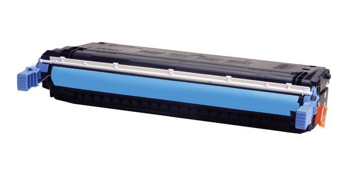 Compatible HP C9731A, 645A Toner Cartridge For Color Laserjet 5500, 5550 Cyan - 12K