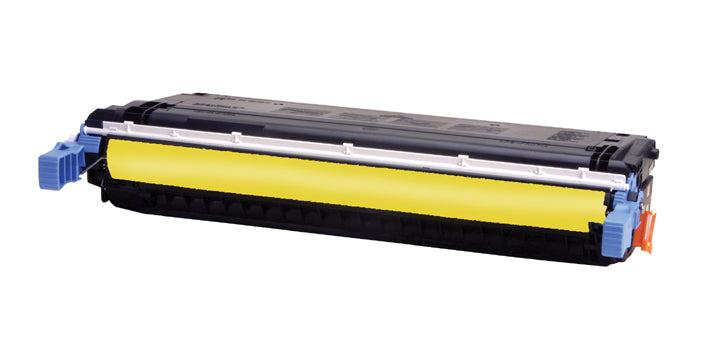 Compatible HP C9732A, 645A Toner Cartridge For Color Laserjet 5500, 5550 Yellow - 12K