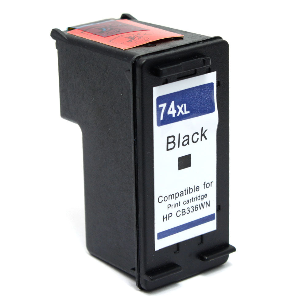 Compatible HP 74XL, CB336WN Ink Cartridge For OfficeJet J5725 Black - 750