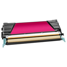 Compatible Lexmark C734A1MG, C734A2MG Toner Cartridge for C734DN Magenta - 6K