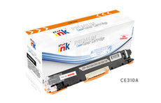 StarInk Compatible HP CE310A, 126A Toner Cartridge Black - 1.2K