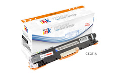 StarInk Compatible HP CE311A, 126A Toner Cartridge Cyan - 1K